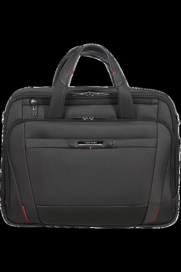 Samsonite Pro-Dlx 5 Laptop Bailhandle Expandable  39.6cm/15.6inch Black