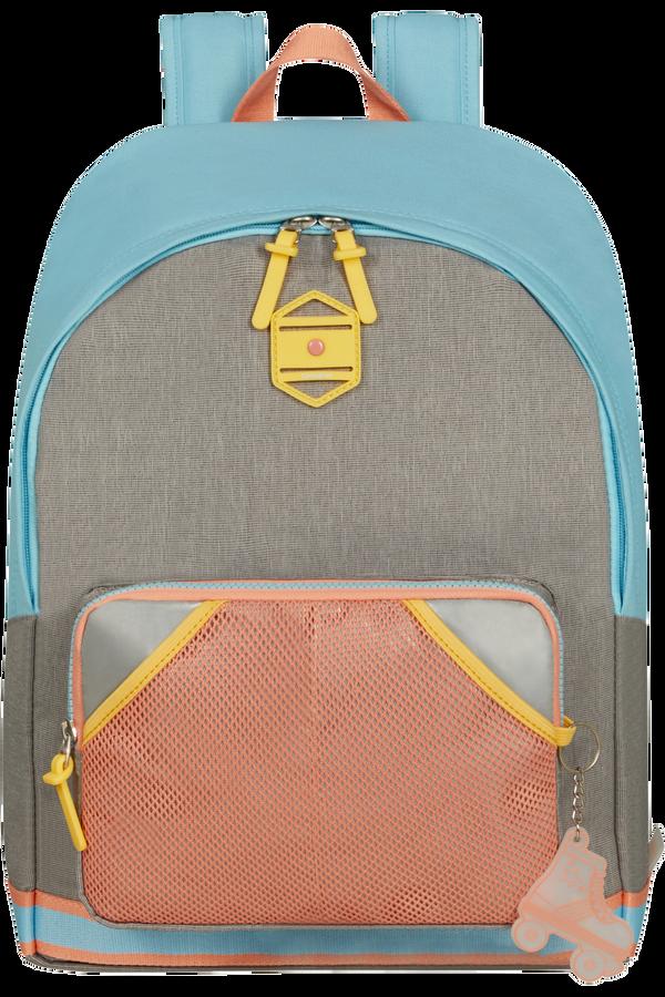 Samsonite Sam School Spirit Backpack L  Peach Sunset