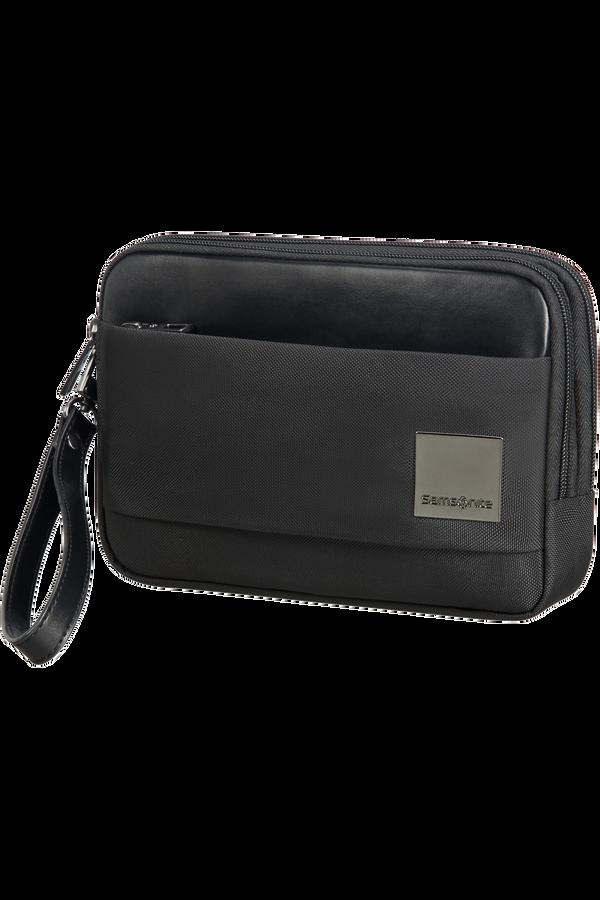 Samsonite Hip-Square Clutch S 2 Compartments  Black