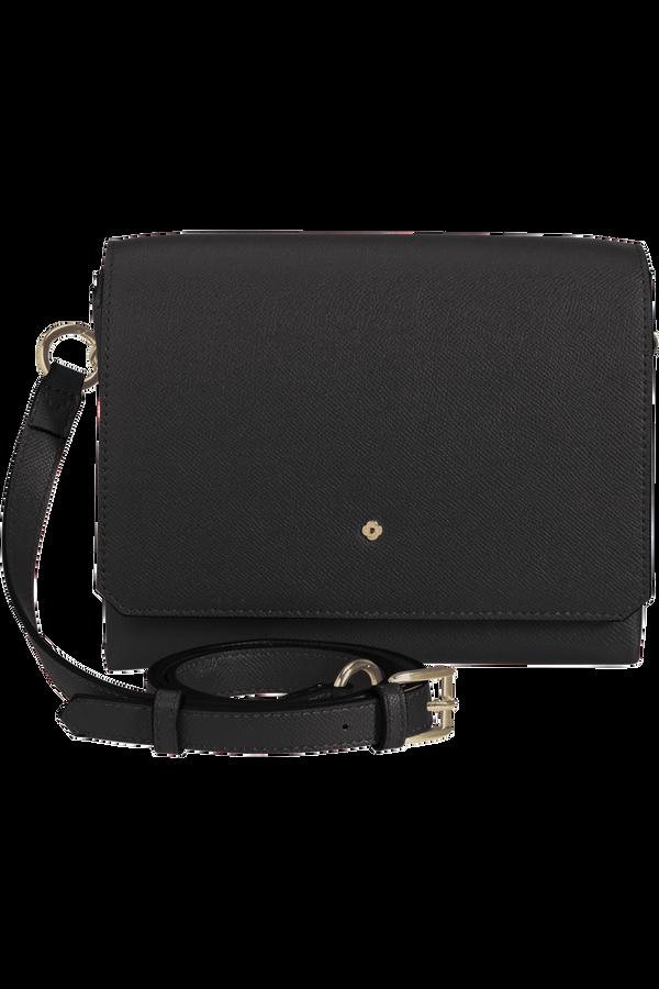 Samsonite Seraphina 2.0 Shoulder bag + flap  Black