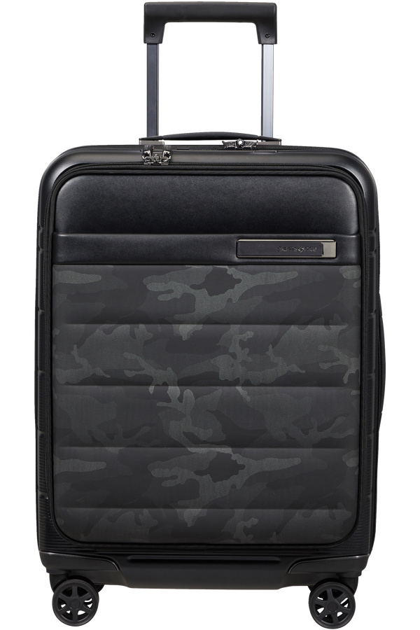 Samsonite Neopod Spinner Expandable Easy Access 55cm  Camo Black