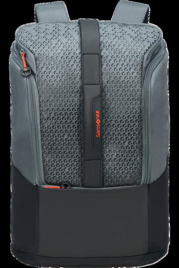 Samsonite Hexa-Packs Laptop Backpack Exp M 14inch Grey Print