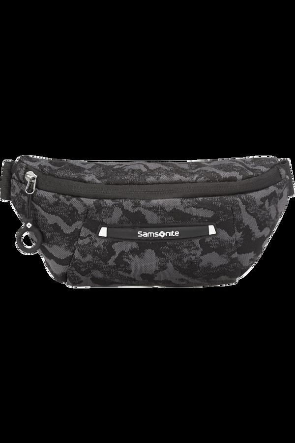 Samsonite Neoknit Belt Bag  Camo Black