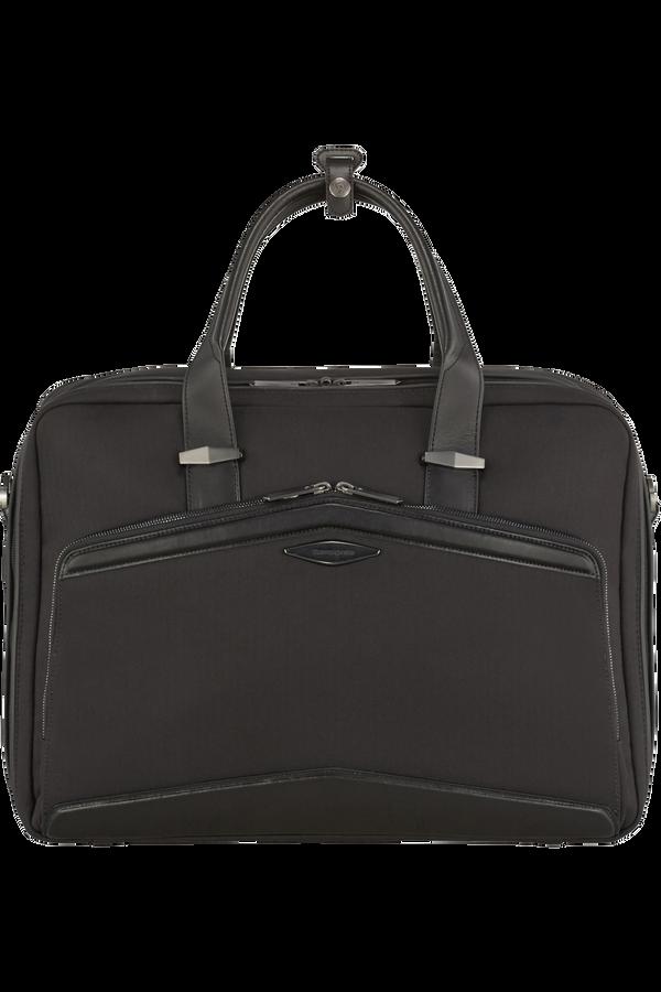 Samsonite Selar Shoulder Bag 24H  Black