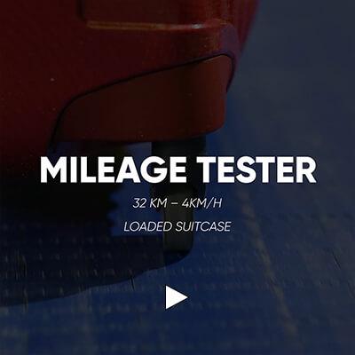 Mileage Tester