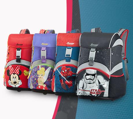 Ergonomic backpacks for kids