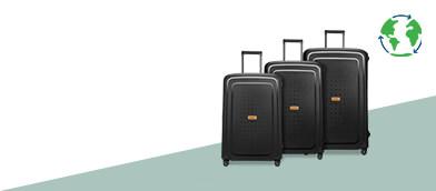 Ekologiska väskor S´Cure ECO Black Edition