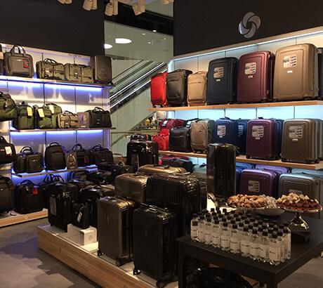 Välkommen till vår nya samsonite flagship store på mall of scandinavia i solna!