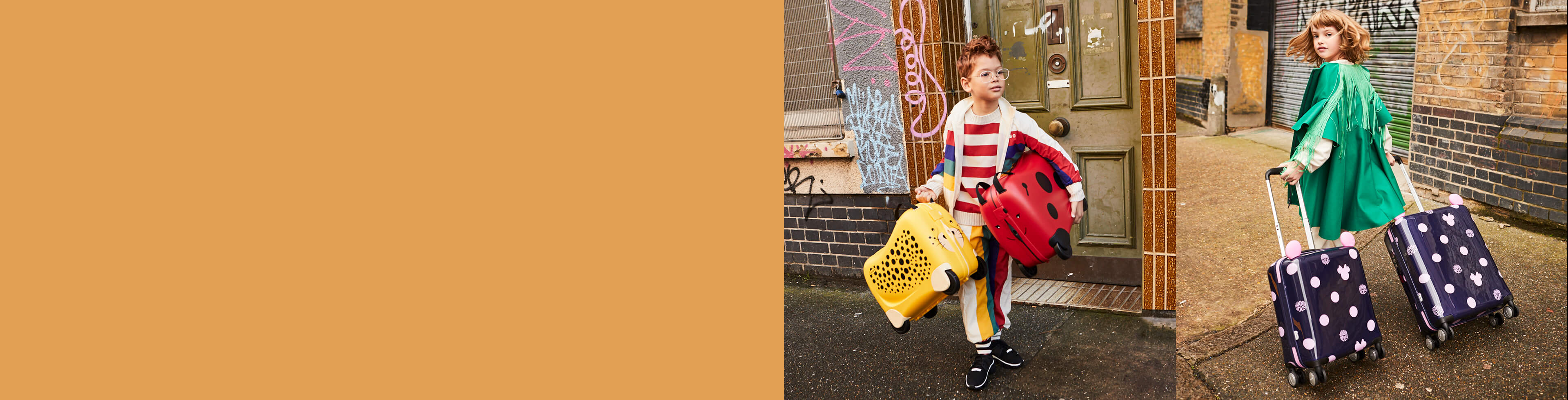 Resväskor för Barn