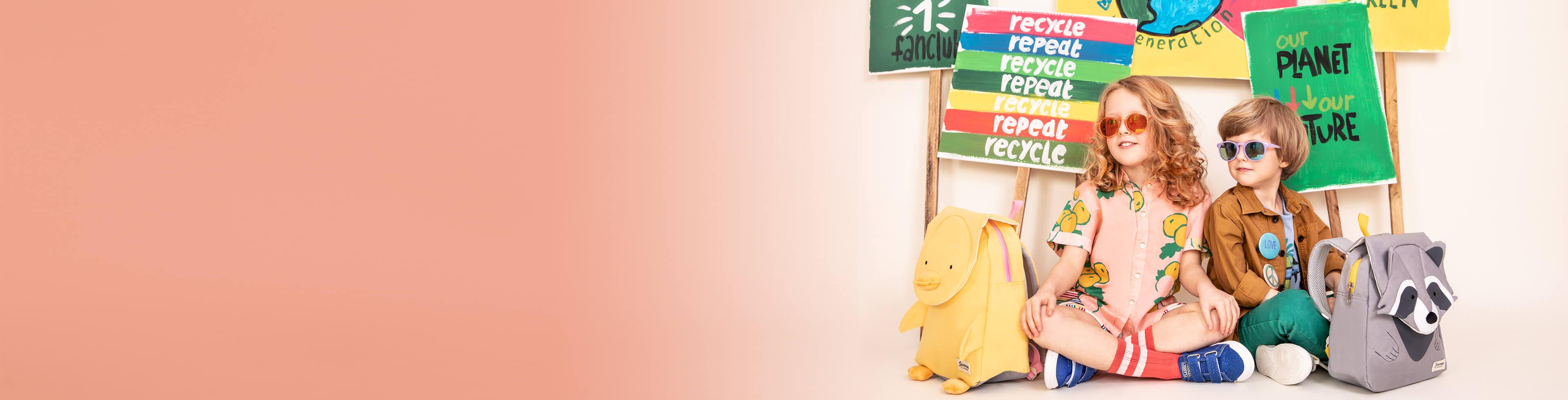 Miljövänliga Väskor för Barn