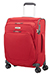 Spark SNG Resväska med 4 hjul & Top pocket 55cm Red