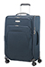 Spark SNG Expanderbar resväska med 4 hjul 67cm Blue