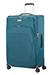 Spark SNG Expanderbar resväska med 4 hjul 79cm Petrol Blue